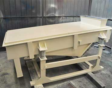 SZF linear vibrating screen