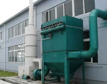Dust collector / Bag dust filter