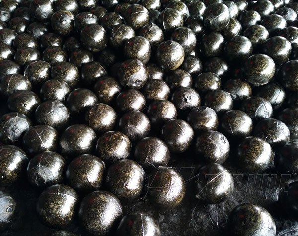 Ball mill steel ball