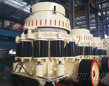 Symons cone crusher / Combined cone crusher